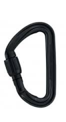 SPIRIT SCREW-LOCK NERO PETZL